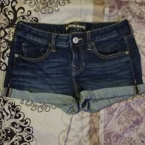 Jean Shorts by Express Jeans